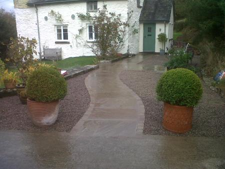 patios, fencing and decking