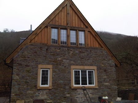 QUALITY BUILDING & RENOVATIONS FROM THE HEART OF WALES.